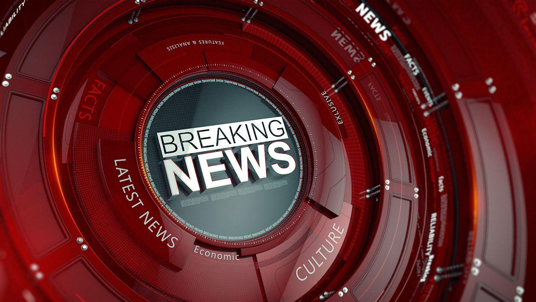 Breaking News on Behance TV Branding