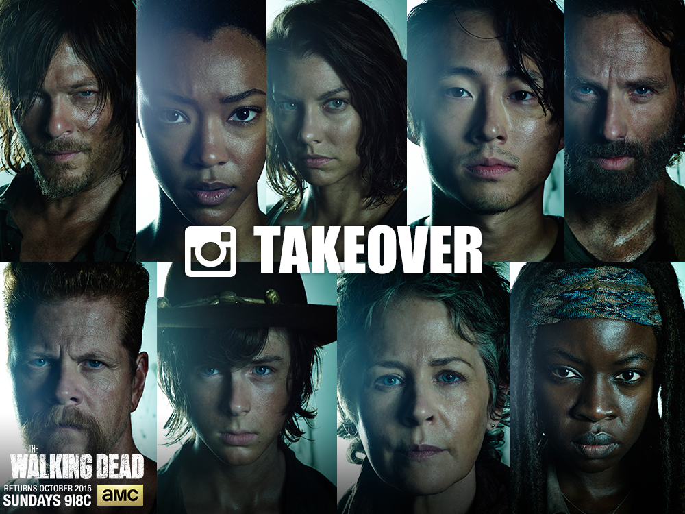 One of these brave #TheWalkingDead souls is taking over our Instagram tomorrow. http://bit.ly/TWDInsta