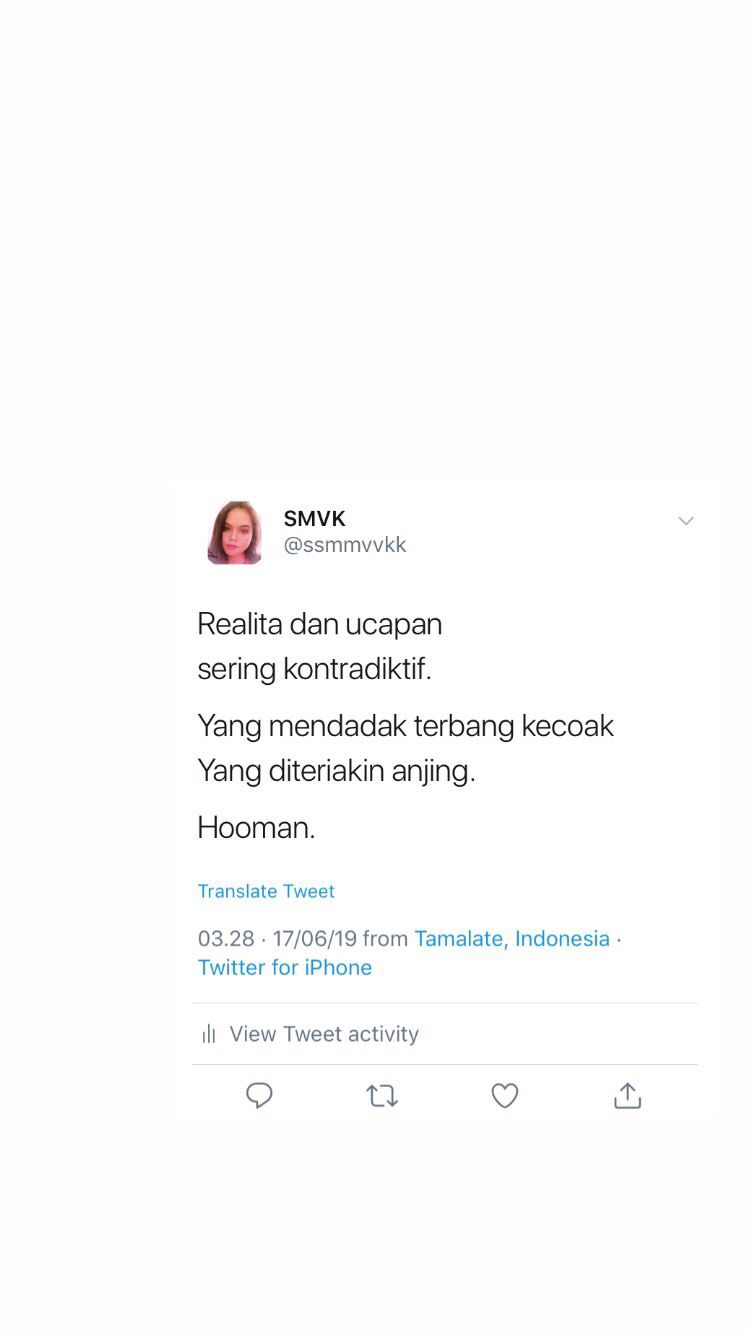 Pin Oleh Nadia Regina Di Ngakak Life Ungkapan Lucu Kutipan