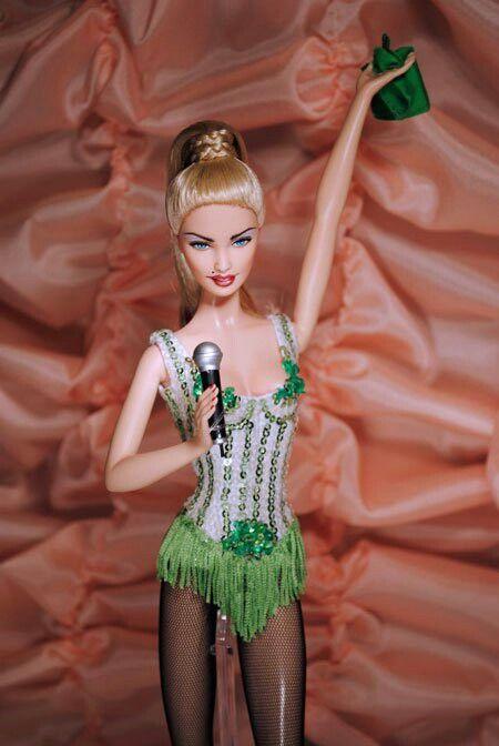 Blonde Ambition Hanky Panky doll.