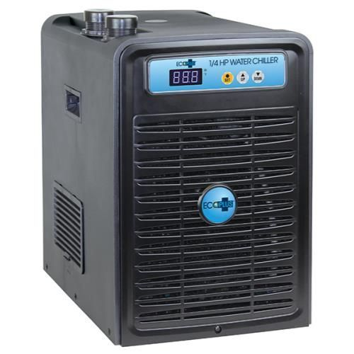 Details About Ecoplus 1 4 Hp Water Chiller Hydroponics Water Chillers Hydroponic Supplies