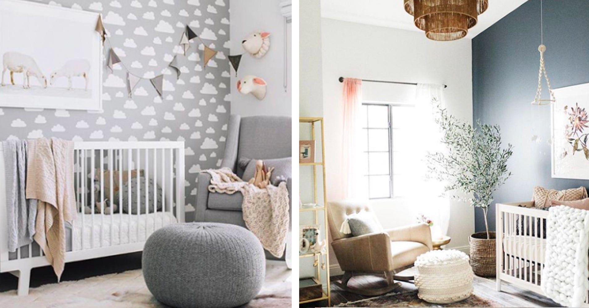 17 Wirklich Wunderschöne Babyzimmer In Neutralen Farben Babyzimmer Farbewandgestaltung Farben Neutralen Wirklich Wunderschöne In 2020 Home Decor Furniture Home