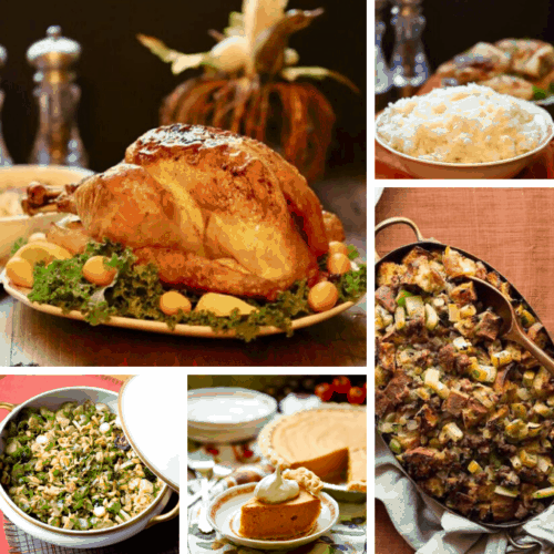 25 Best Thanksgiving Stuffing and Dressing Recipe Recipes #pralinecake
