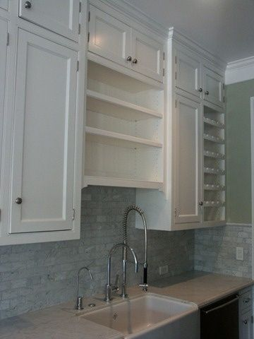 For The Windowless Remove Cabinet Doors Over The Sink