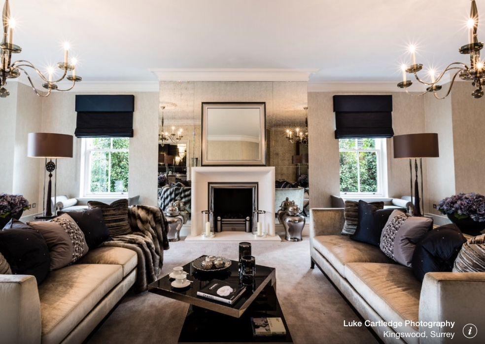 Fresh Modern Family Rooms Ideas