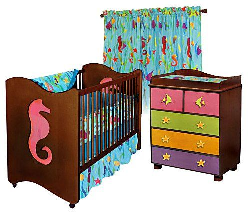 Room Magic Nursery Set - Tropical Seas - Best Price
