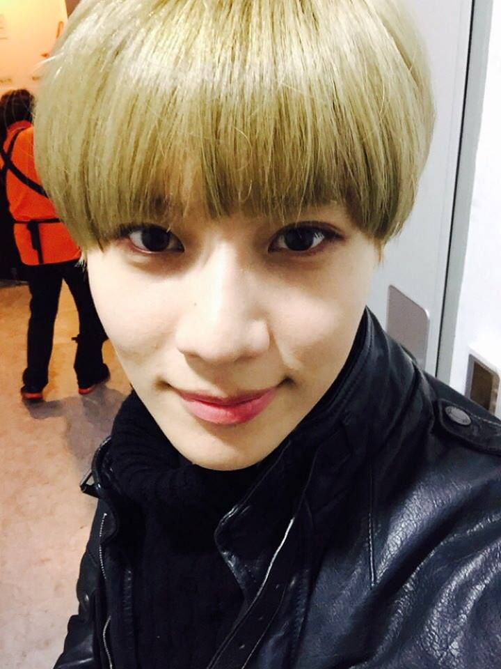 160312 Taemin - Official SHINee Vyrl Application Update