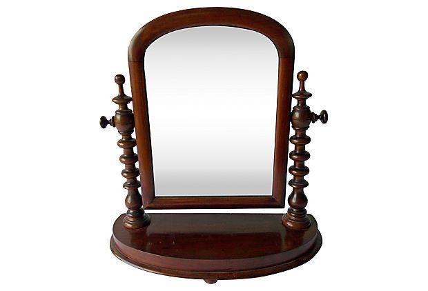Gentleman's Shaving Mirror on OneKingsLane.com
