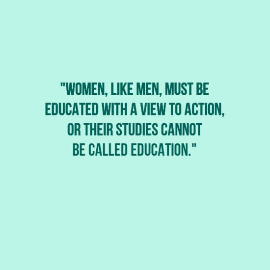 15 Women s Education Quotes that Prove School Matters