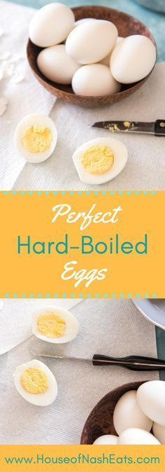 How to Cook Perfect Hard-Boiled Eggs Every Time