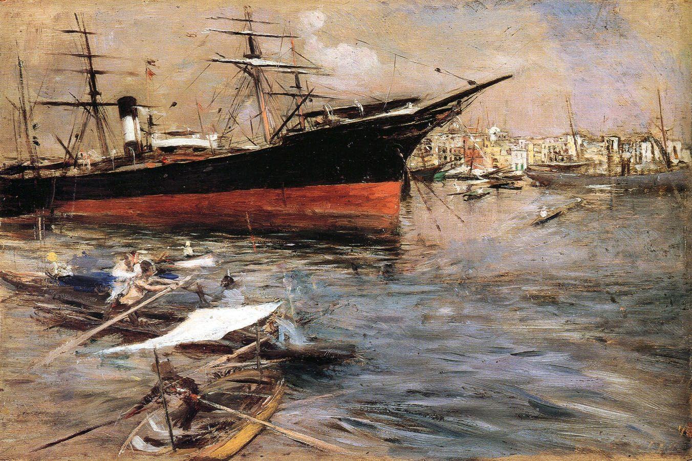 Giovanni Boldini (1842 - 1931) | Giovanni boldini, Giovanni, Painting