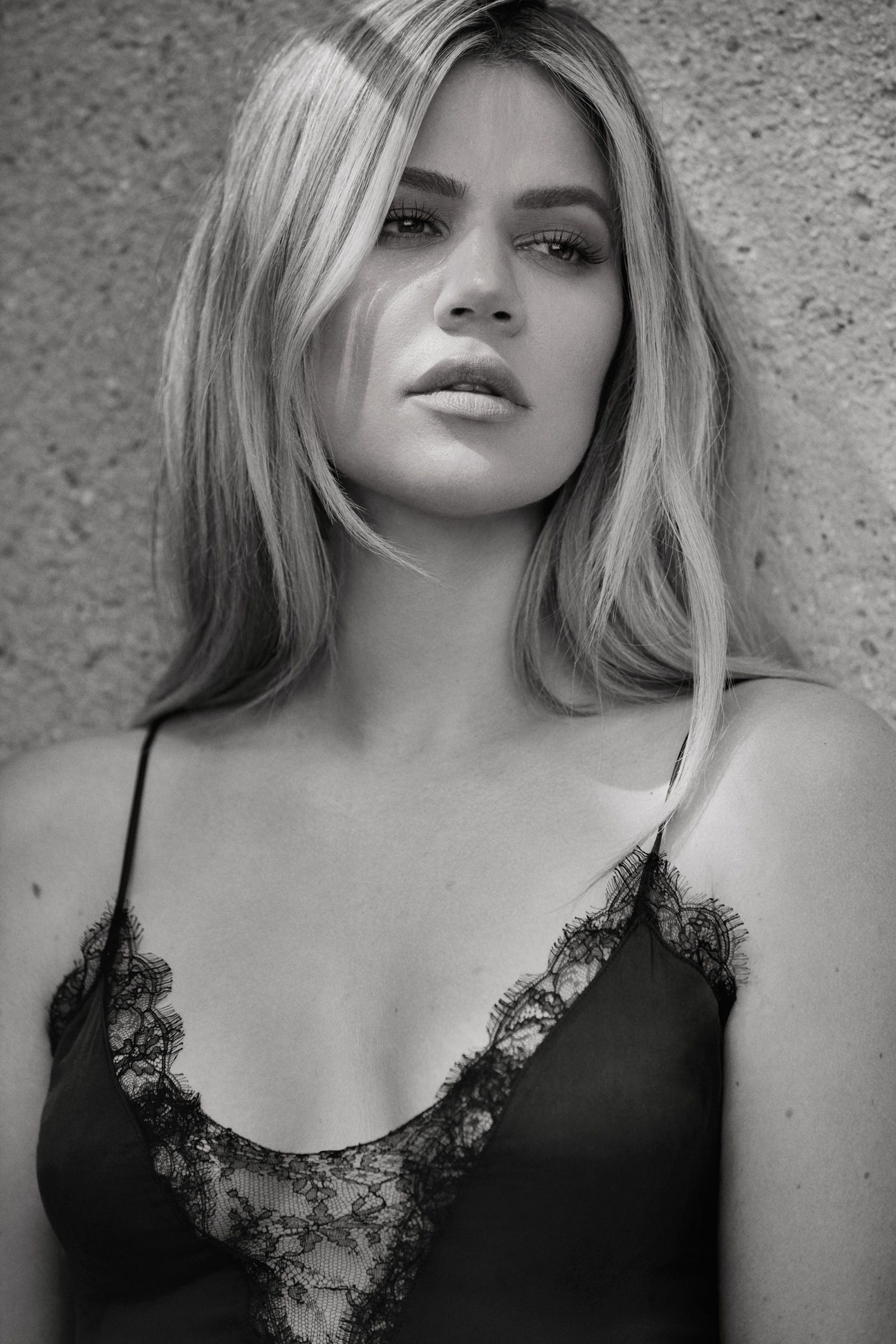 Khloé Kardashian Like You've Never Seen Her
