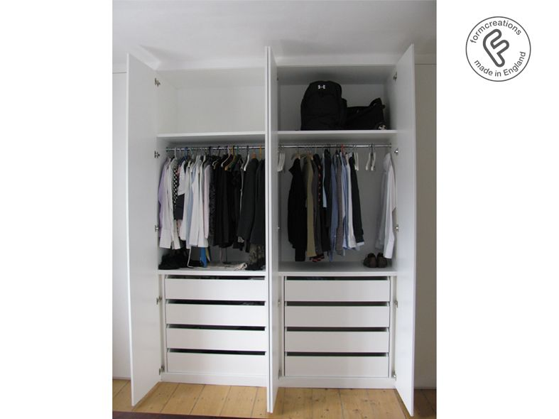 Lovely Clothing Cabinets for Bedroom