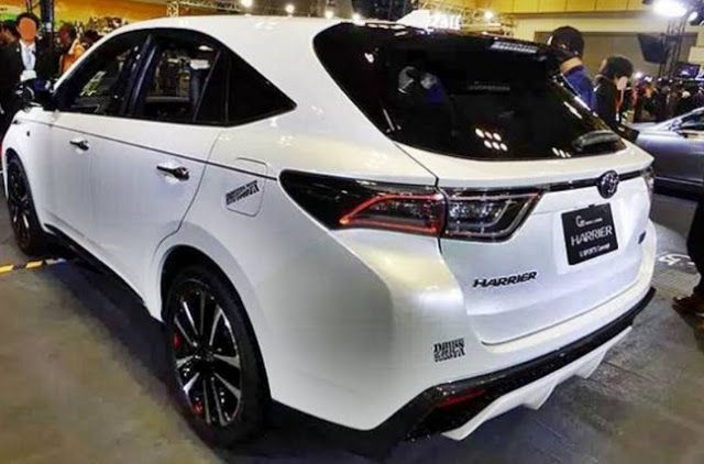 2018 Toyota Harrier Hybrid Price And Specs 画像あり 自動車 車