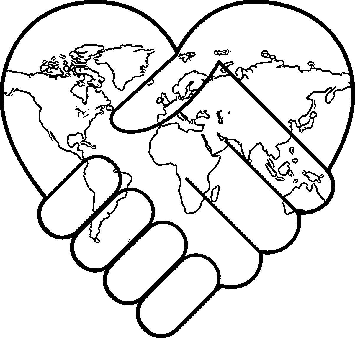 27 Inspired Image Of Peace Coloring Pages Entitlementtrap Com International Day Of Peace Peace Crafts Free Coloring Pages