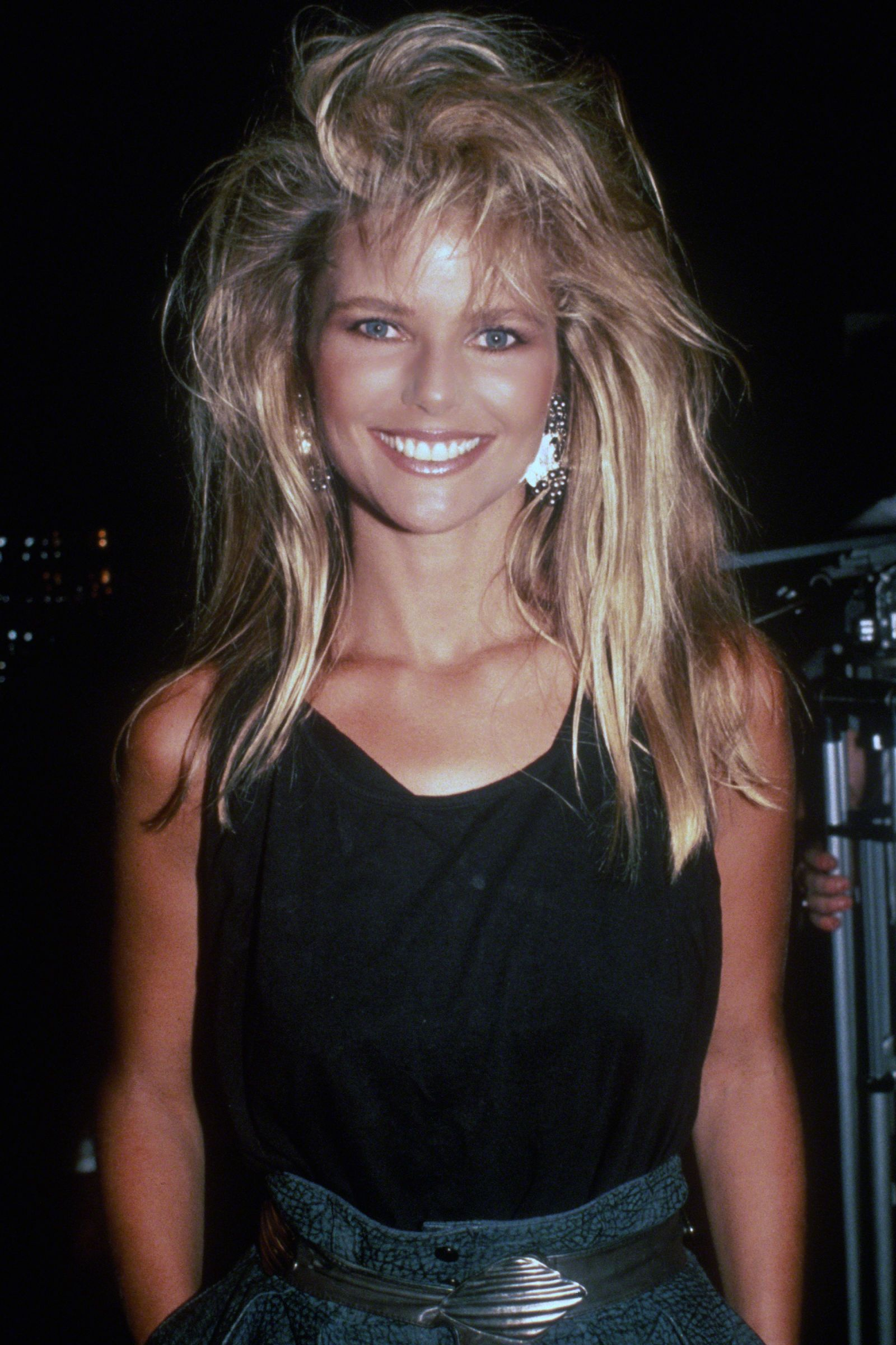 TheLIST 80s Beauty Icons Pinterest