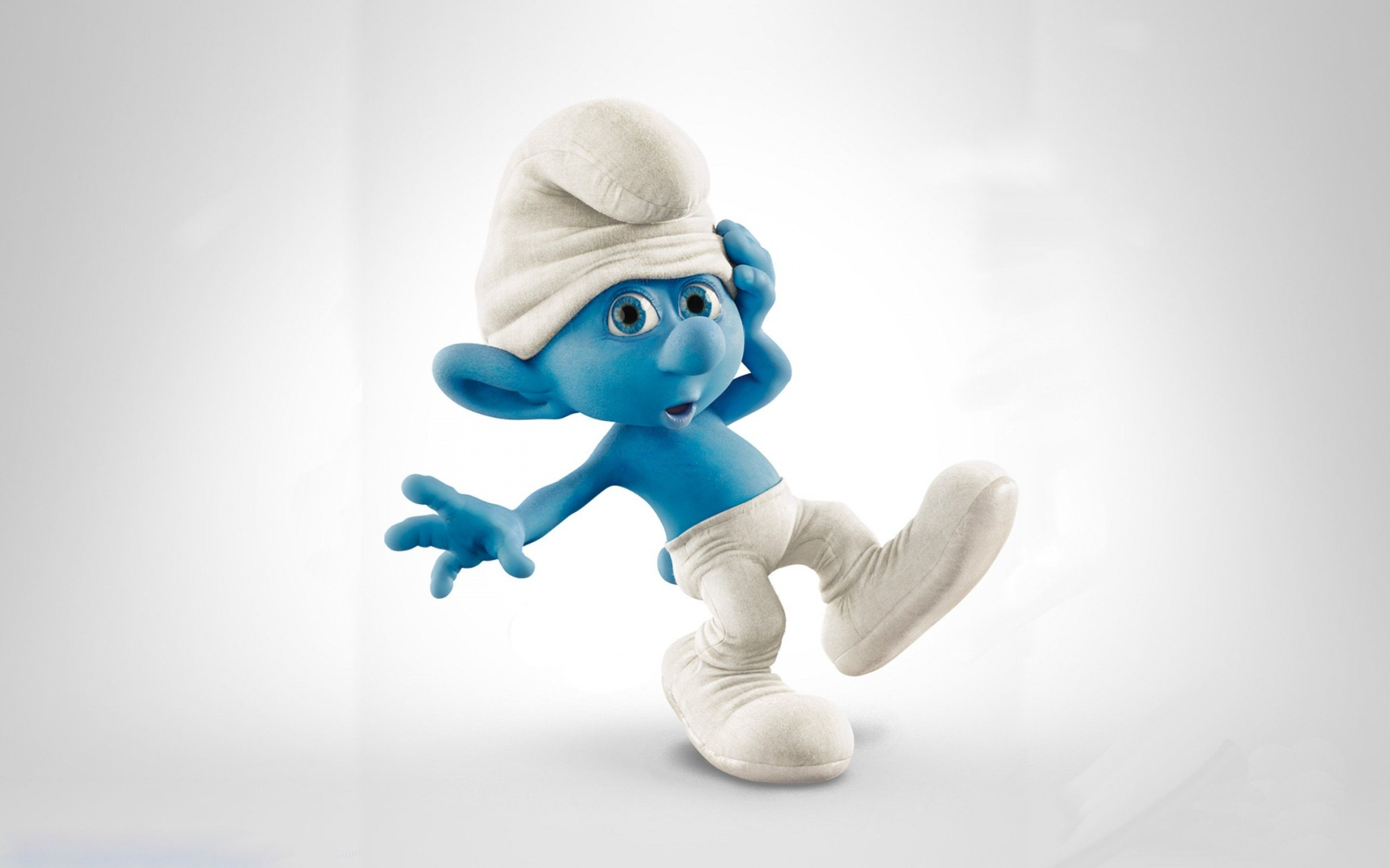 3d Movie Characters Wallpaper 1080p With Wallpaper High Resolution 2880x1800 Px 269 43 Kb Cartoon Wallpaper Hd Smurfs Smurfs Movie