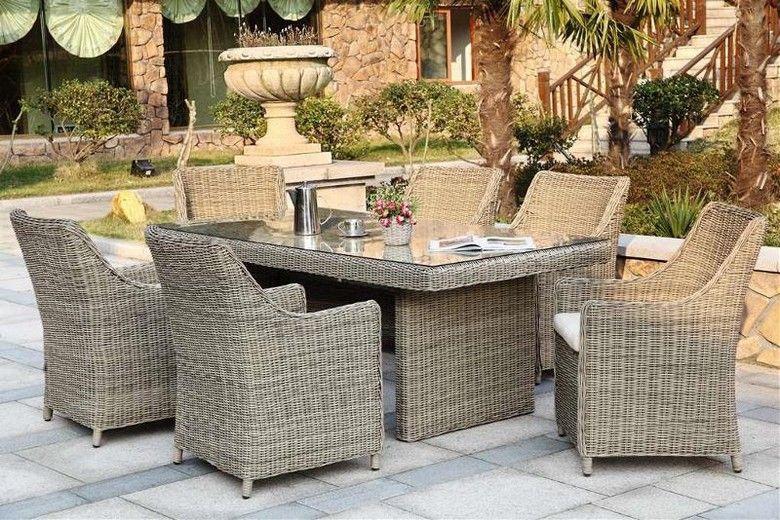 repas jardin , salon de jardin en resine tressée luxe , haut de ...