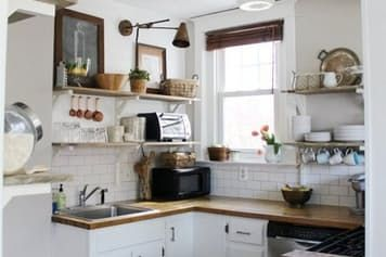 Makeovers: Kitchen Renovation Project | Search | Page 4 | Apartment Therapy