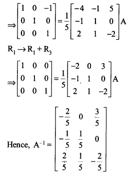 Ncert Solutions For Class 12 Maths Chapter 3 Matrices Ex 3 4 Cbsetuts Com Https Www Cbsetuts Com Ncert Sol Class 12 Maths Maths Ncert Solutions 12th Maths