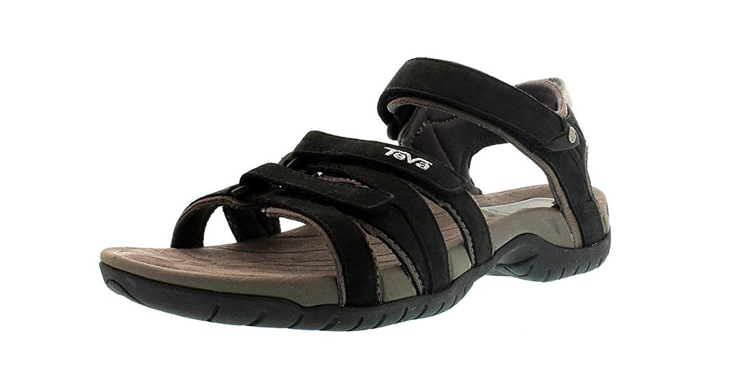 10d37d54f Teva Women s Tirra Leather Sandal -- Review more details here   Hiking  sandals