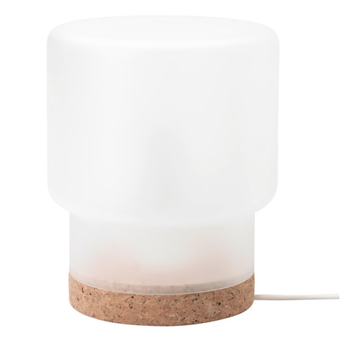 Luminaires lampe Sinnerlig Ikea Blanc Perso – Home & Blog déco