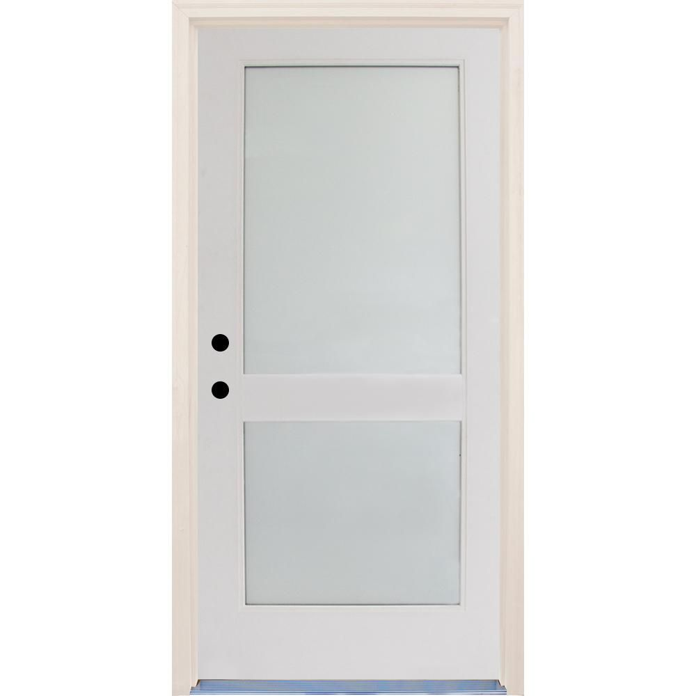 Unique 36 X 80 Entry Door