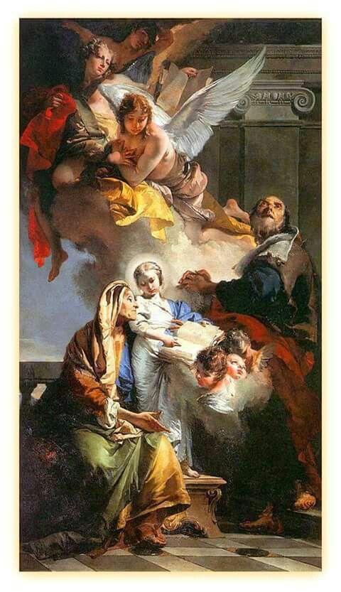 Educazione della Vergine