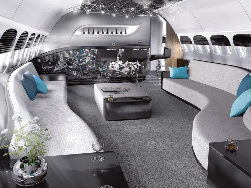 Beautiful Design Your Own Private Jet | Decor & Design Ideas in HD
