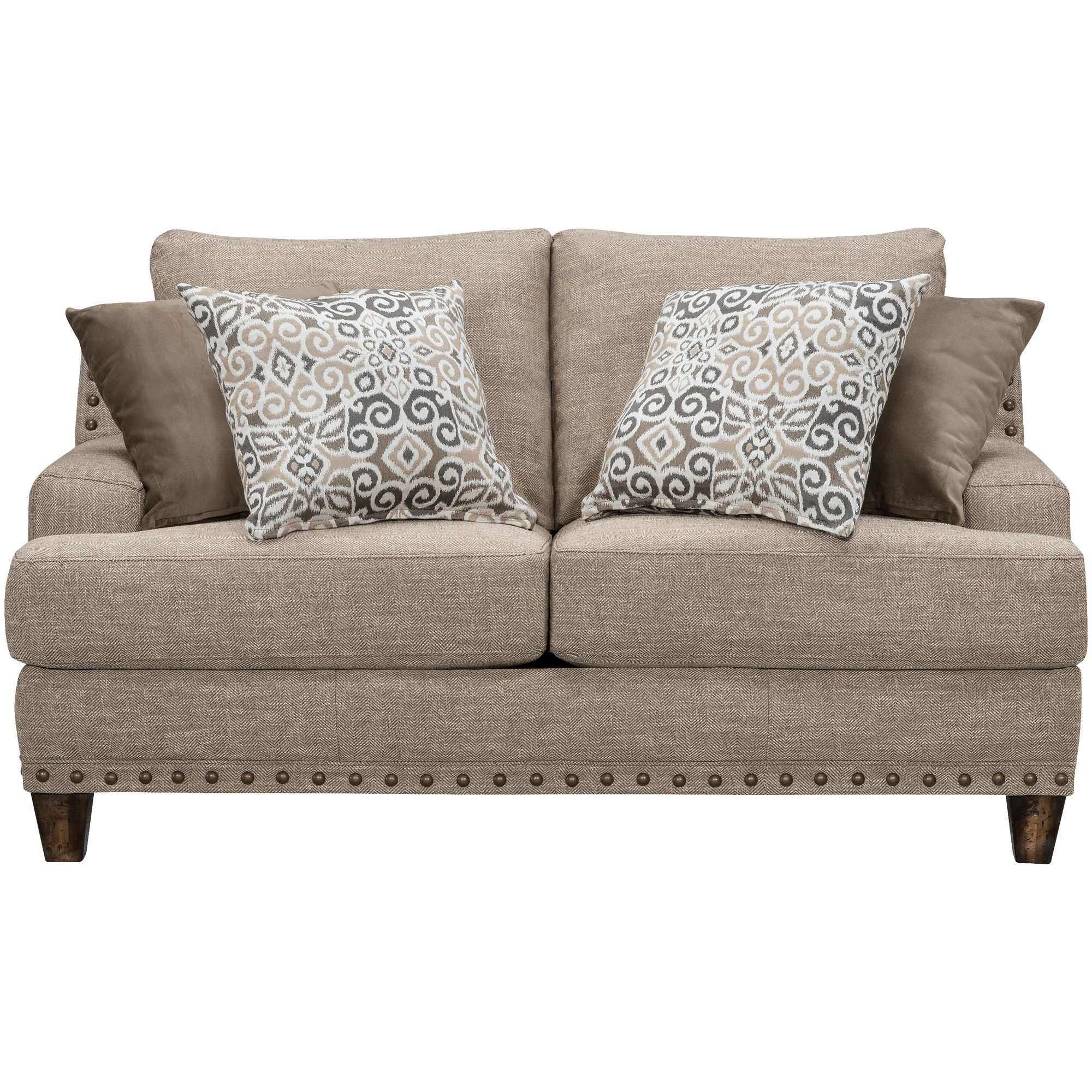 Best Marwood Driftwood Loveseat Furniture Living Room 400 x 300