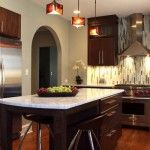 Luxury-country-kitchen with modern touches