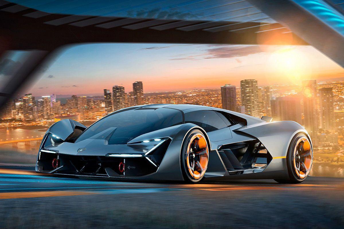 Lamborghini will mit dem Terzo Millennio einen ersten Vorgeschmack auf den Sportwagen des dritten Jahrtausends geben. Die Studie verzichtet komplett auf Akkus!