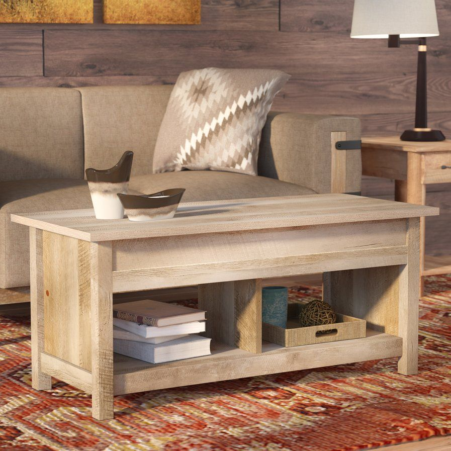 Silverheels Lift Top Coffee Table nest Pinterest