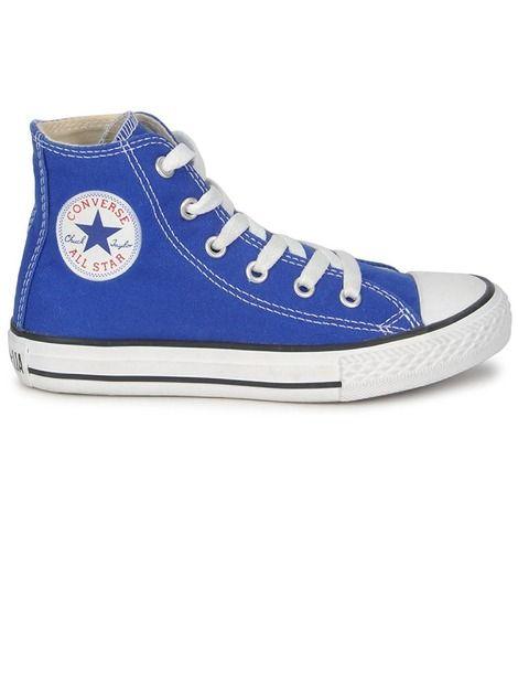 converse all star donna blu