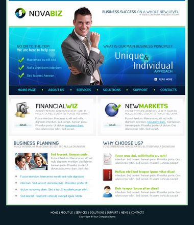 Free business website template free css templates pinterest website free business website template accmission Gallery
