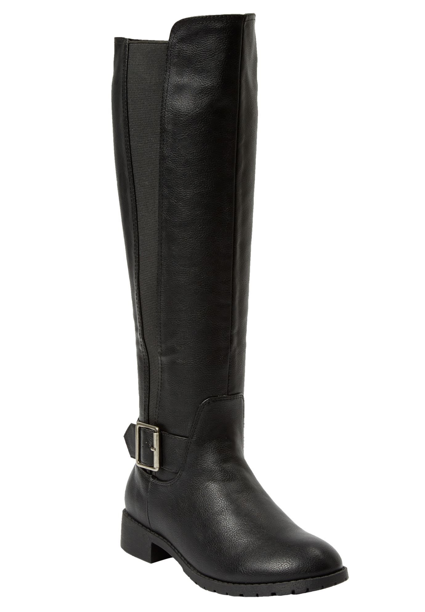 6ceacbea120 Milan Wide Calf Boot by Comfortview® - Wide Width Women's | Products