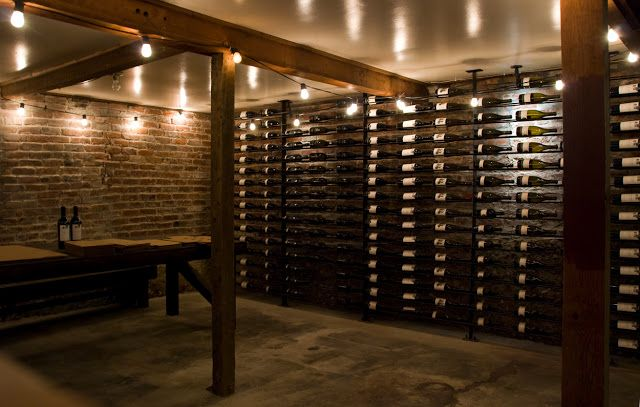 New Wine Cellar Pictures Basement