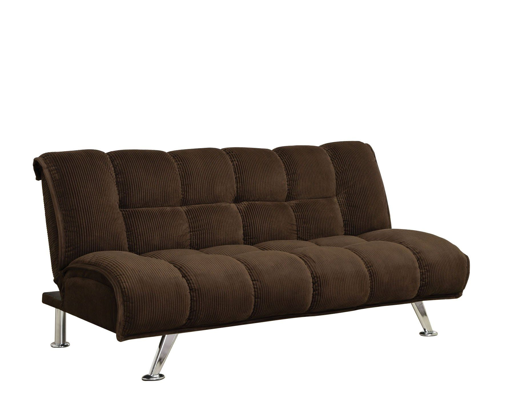 treanor dark chocolate futon sofa see this great product this