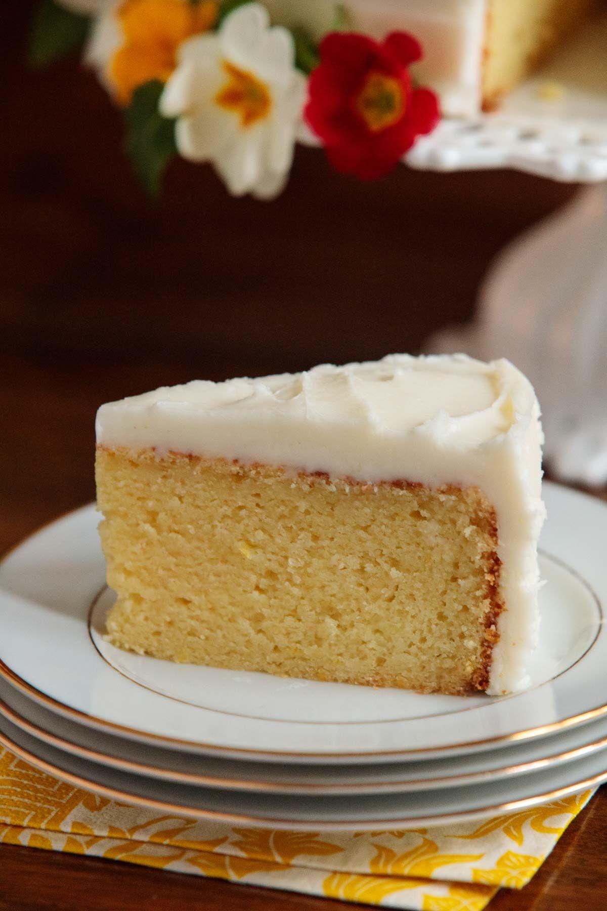 Lemon Ricotta Cake Recipe Cake Recipes Desserts Lemon Ricotta Cake