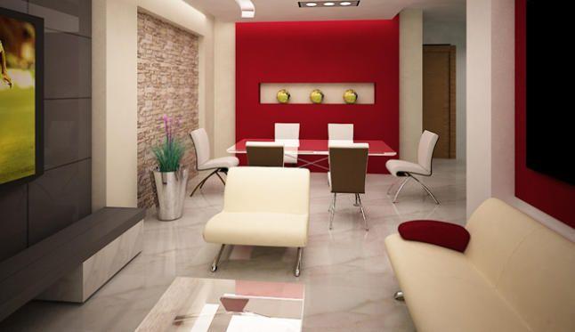 diseño de interiores de casas pequeñas - Buscar con Google - küche aus porenbeton