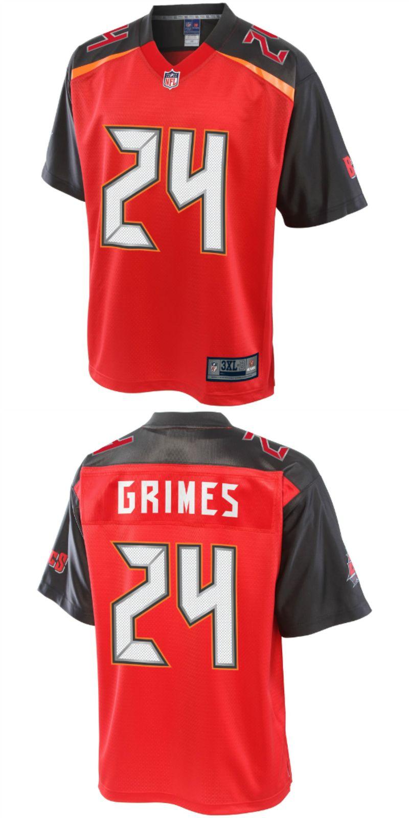 buy popular d4c16 850f0 UP TO 70% OFF. Brent Grimes Tampa Bay Buccaneers NFL Pro ...