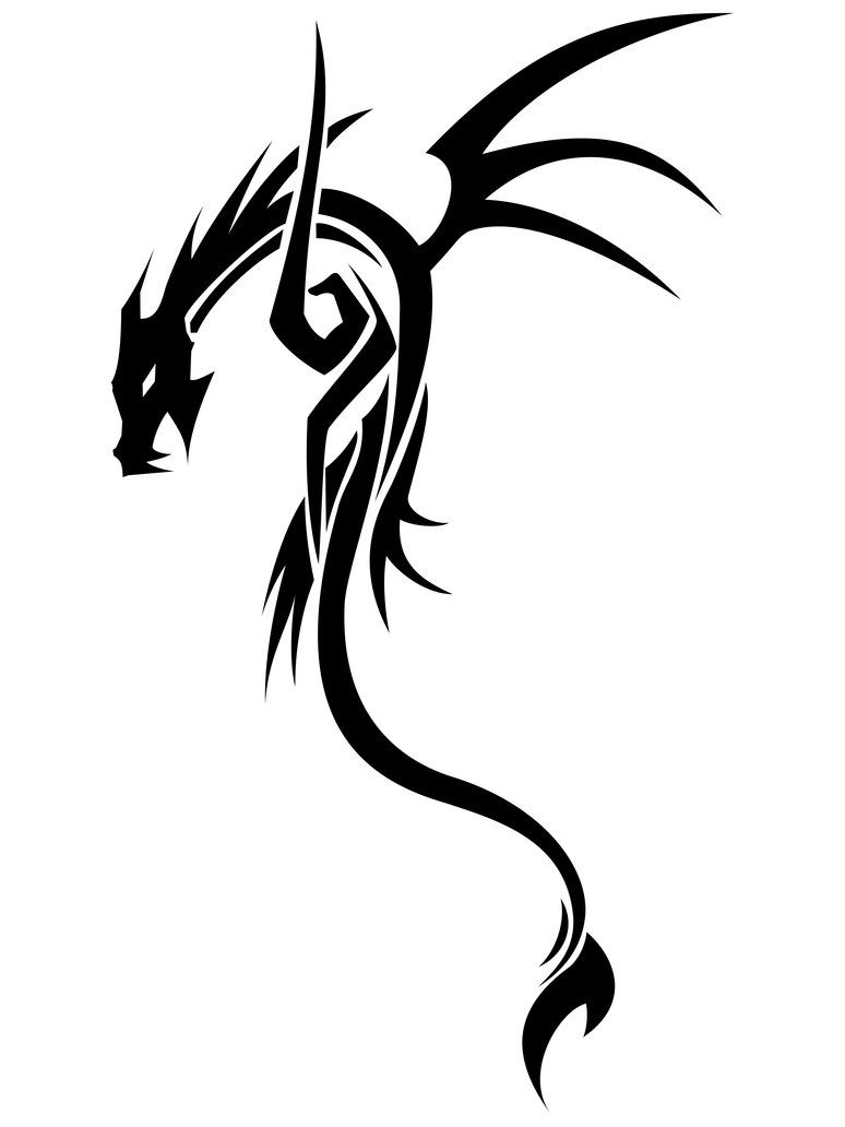 Stunning Tattoo Pic Clip Art On For Dragon Designs Ideas And Popular
