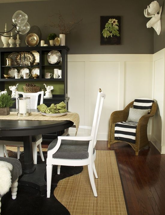 Wall Color Flax Restoration Hardware Board And Batten Paint Natural ChoiceSherwin Williams Dining Room Table Buffet Mirro