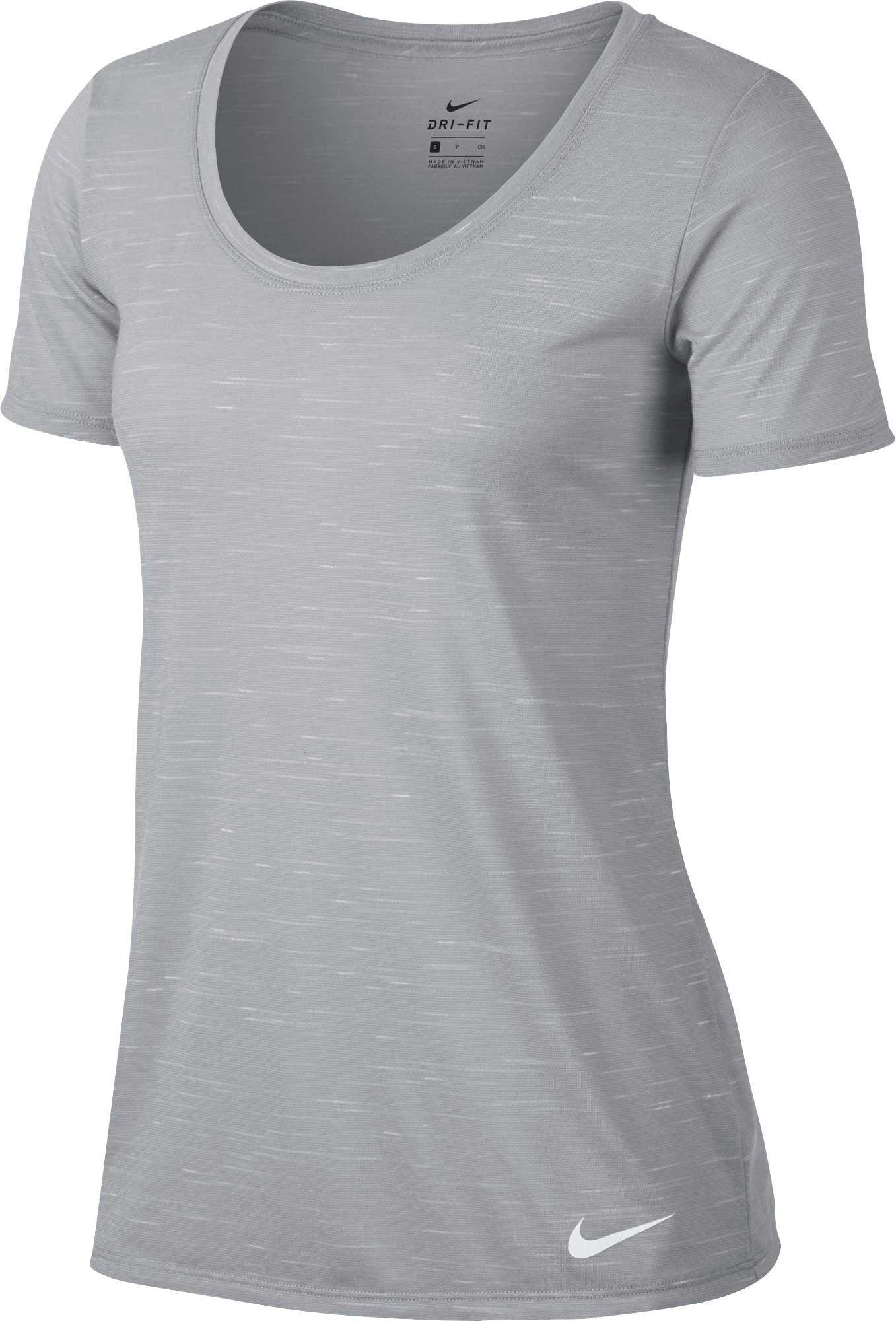 eb0ec2b9b Nike Women's Legend Dri-FIT Fleck T-Shirt in 2019 | Products | Nike ...