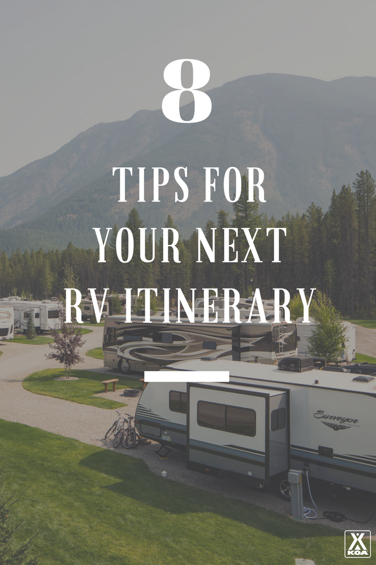 use these tips to make your next rv trip a breeze! | rv travel