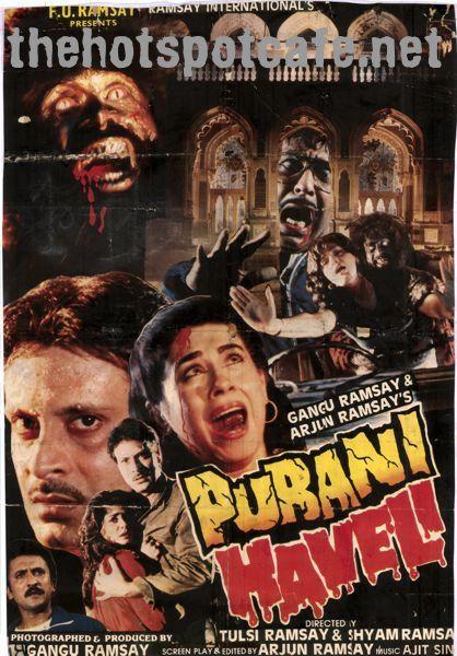 Bollywood hospital horror movies | 14 Bollywood Horror Movies That