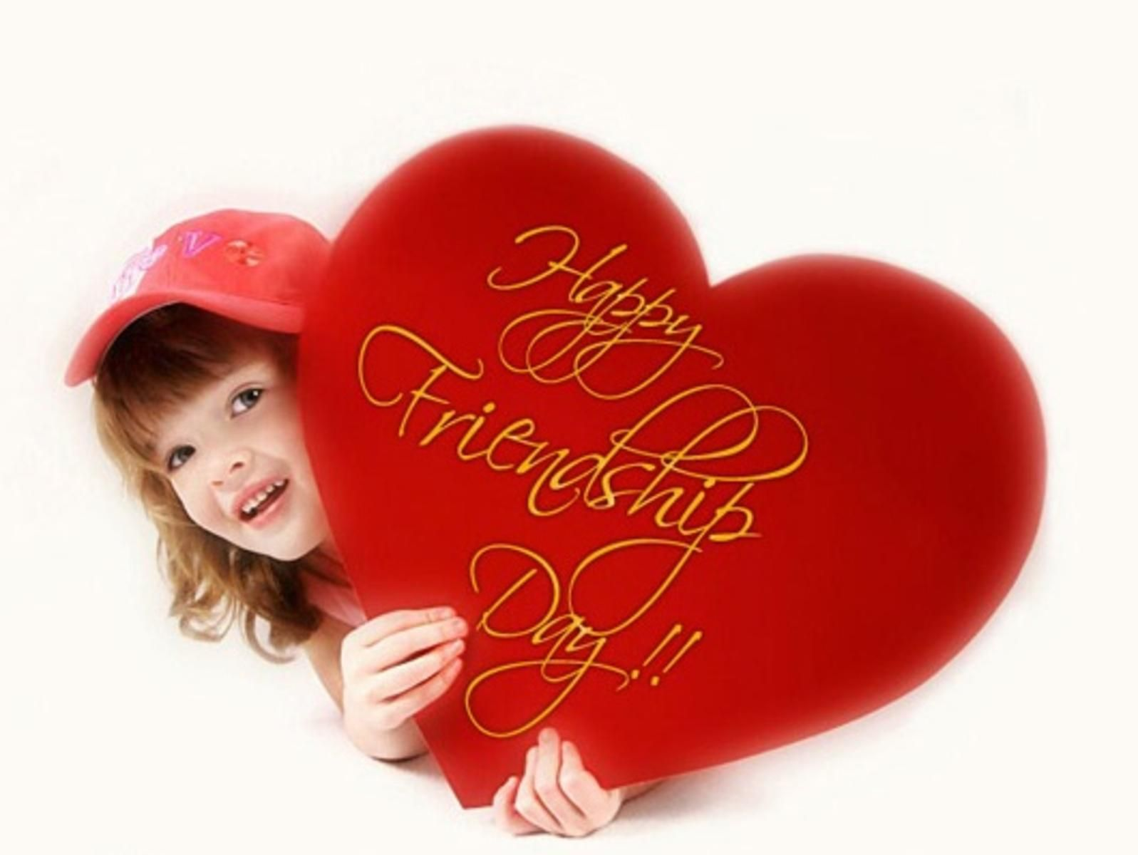 Happy Friendship Day Hd Wallpapers Romantic Friendship Day