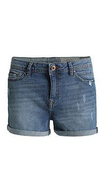 Esprit / Hot pants i stretch-denim