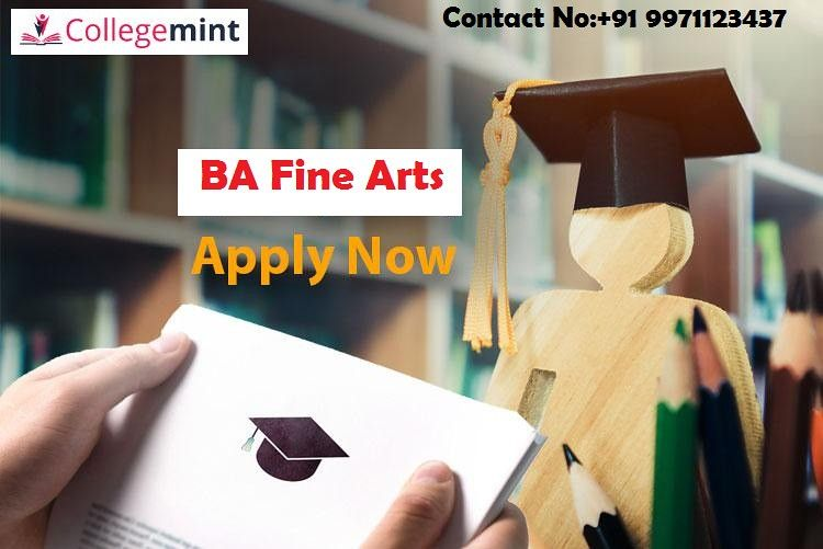 Ba Fine Arts In Distance Education Course In India Education