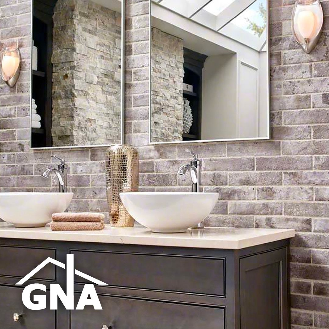 What do you think about vessel sinks? We love them! Easy
